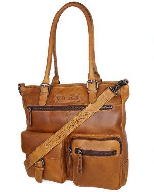 Shopper i læder, læder shopper, hverdagstaske i læder, læder taske, lædertaske, crossbody taske i læder, rejsetaske, arbejdstaske.