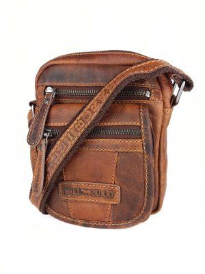 Rummelig unisex taske, læder taske, crossbody læder taske, crossbody taske, unisex taske, herre taske, rejsetaske, hverdagstaske