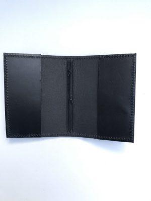 A6 Traveler´s Notebook, A6 TN, Traveler´s notebook, sort travler´s notebook, Sort TN. A6 notesbog, lædernotesbog, læder notesbog, kalendersystem, læderomslag til A6, læderomslag til bog, planlægning