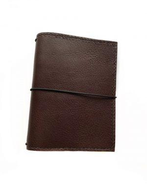 A6 traveler's notebook med struktur, A6 TN, Traveler´s notebook, lille traveler´s notebook, blød traveler´s notebook, blød TN, kalender system, planlægning, kalender