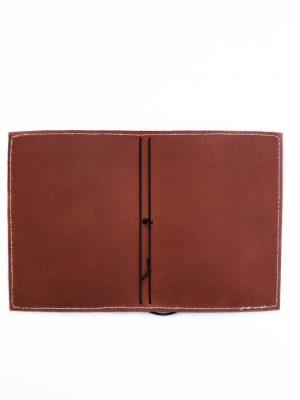 Blød B6 Traveler's notebook, B6 TN, B6 traveler's notebook, Tn, Traveler's notebook med struktur, håndlavet TN, notesbog, B6 notesbog, journaling, Journal, notsbog