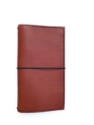 standard blød traveler´s notebook, standard traveler´s notebook, narrow TN, læder traveler´s notebook, læder TN, notesbog i læder, notesbog, kalendersystem