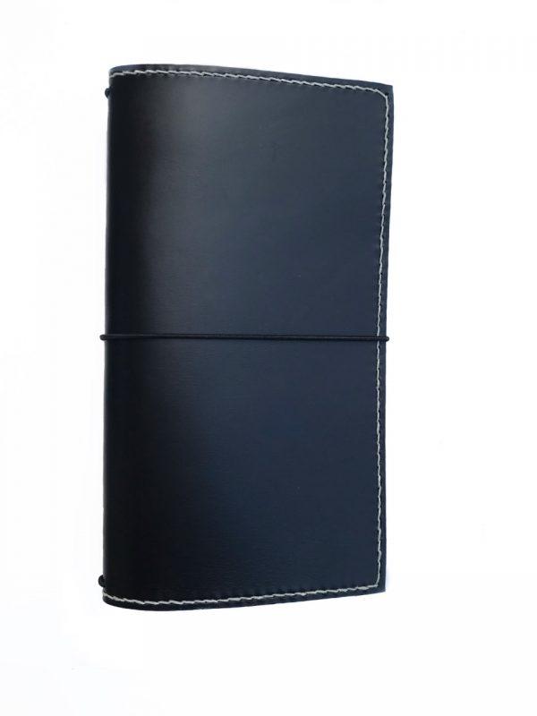 Traveler´s notebook i læder, standard traveler´s notebook, narrow traveler´s notebook. tn, standard tn, læderomslag, læder notesbog, kalendersystem, studiestart