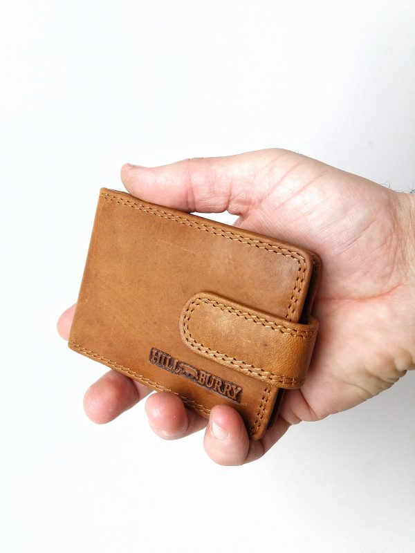 kortholder i læder, læder kortholder, kortholder med plastiklommer, praktisk kortholder, kortholder i læder, læder kortholder
