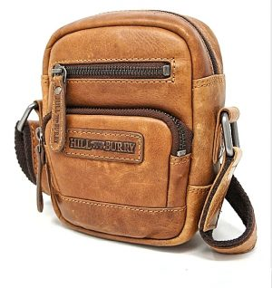 komptakt crossbody taske, crossbody taske, skuldertaske, lædertaske, unisex taske, rejsetaske, dametaske, herretaske, lædertaske