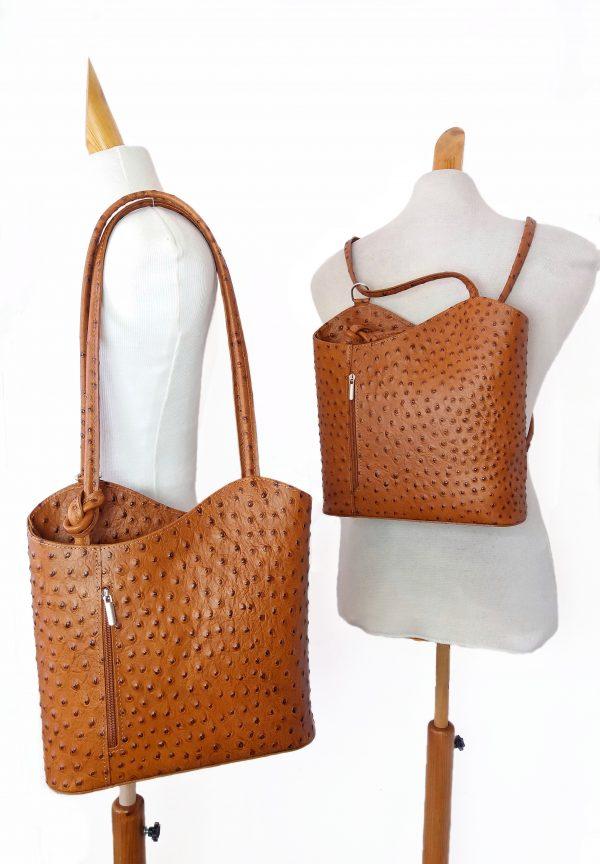 skuldertaske/rygsæk, rygsæk, skuldertaske,ædertaske, læder taske, skuldertaske, made in italy, italien læder taske, rygsæk, læder rygsæk