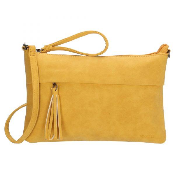 Stor clutch. clutch, gå-i-byen-taske, selskabstaske, skuldertaske, dametaske, farverig clutch, clutch med farve