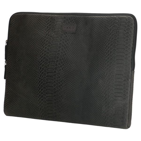 """laptop sleeve, læder sleeve, etui til bæbar computer, laptop sleeve til 13.3"""". laptop sleeve til 13"""", sleeve til 13"""""""