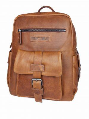 rygsæk, læder rygsæk, læderrygsæk, rygsæk i læder, stor rygsæk, rejsetaske, rejserygsæk