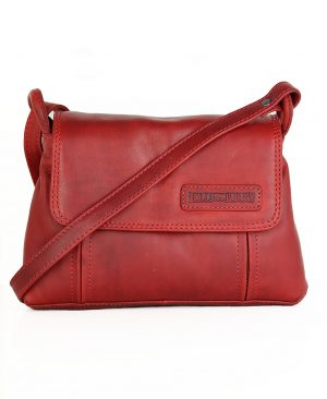 Læder skuldertaske, skuldertaske, lædertaske, hverdagstaske, crossbody taske, mellemstor lædertaske, hill burry, brun skuldertaske, brun lædertaske, brun crossbody taske