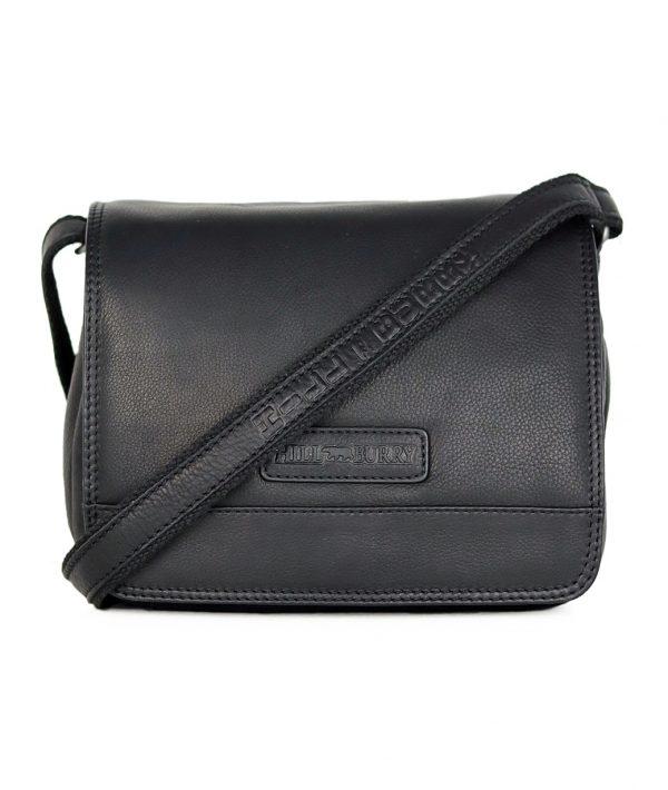 Crossbody/crossover, crossbody taske, crossover taske, skuldertaske, hverdagstaske, lædertaske, hill burry, brun taske