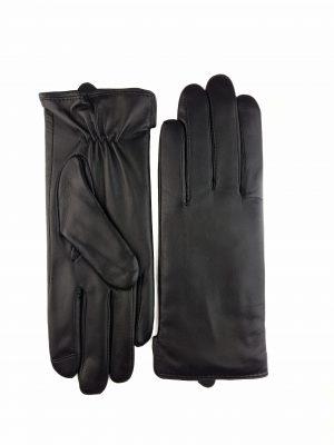 Eksklusiv damehandske, skindhandske, læderhandske til damer, læderhandske med varmt foer, læderhandske med tyndt foer.