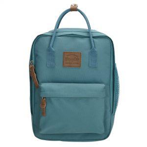 rygsæk, børnerygsæk, rygsæk til børn, lyseblå
