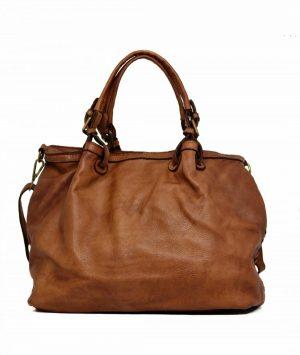 skuldertaske, lædertaske, flet taske, italiensk læder taske, shopper