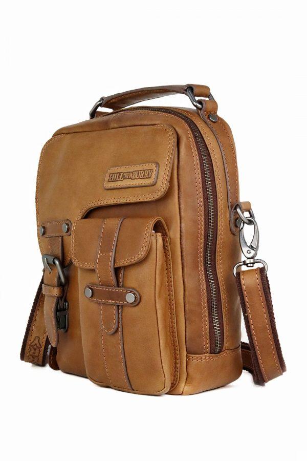 herretaske, herretaske i læder, lædertaske, rejsetaske, taske til herre