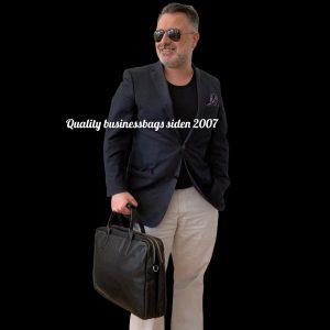 business, businessbag, lædertaske, computertaske, læder computertaske