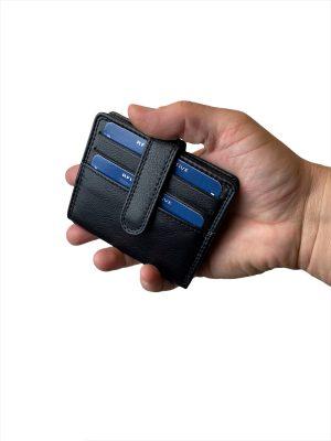 smart Kortholder, kortholder i læder, læder kortholder, pung, læderpung