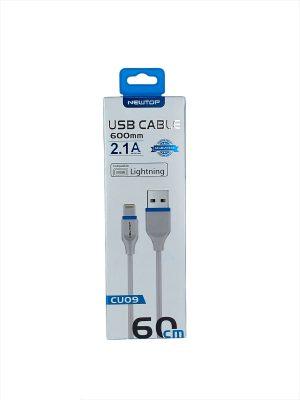 Kabel til iPhone, opladerkabel til iPhone, datakabel til iPhone, opladerkabel, oplader kabel