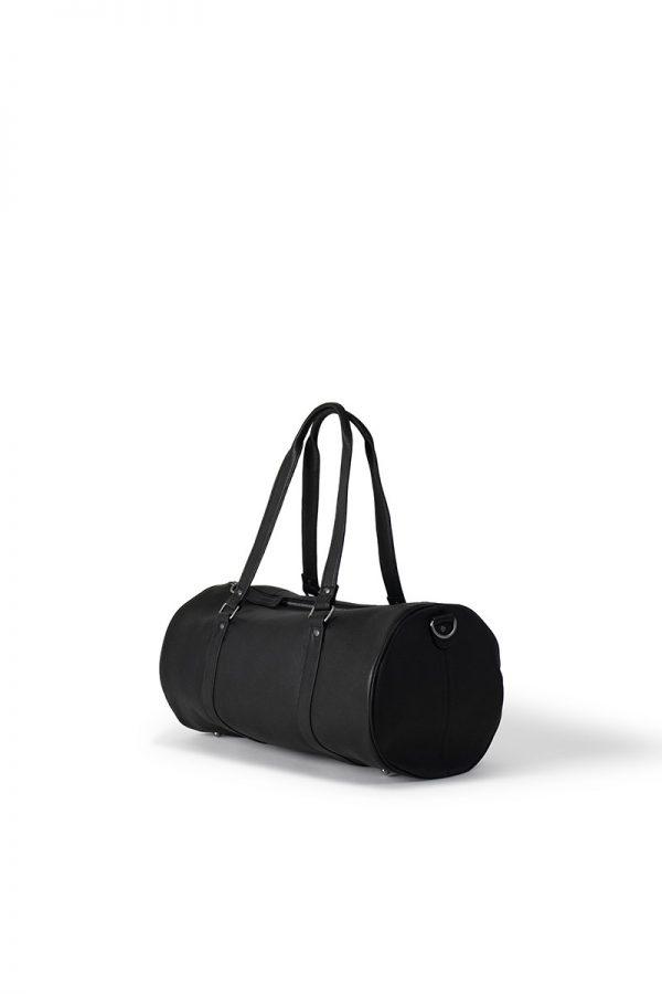 Juliette weekendtaske, weekendbag, læder weekendtaske, rejsetaske, rejsetaske i læder, duffel bag, duffel bag i læder