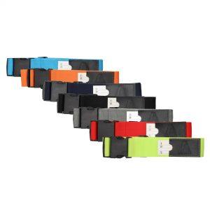kuffertrem, kuffertstrop, kuffertrem sort, kuffertrem farve, justerbar kuffertrem