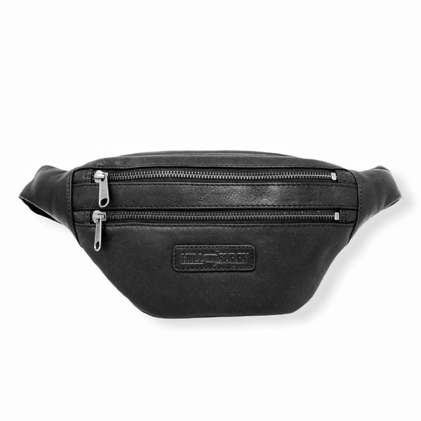 Bæltetaske, bumbag, læder bæltetaske, bæltetaske i læder, trendy, læder bumbag, crossover, crossbody