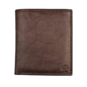 læder pung til mænd, læderpung til mænd, herrepung i læder, herrepung, sort herrepung, brun herrepung