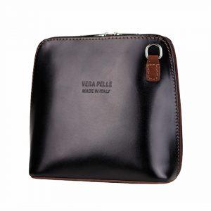 Skuldertaske, Lille skuldertaske, lædertaske, læder taske, made in italy, italien lædertaske, crossover, crossbody, crossovertaske