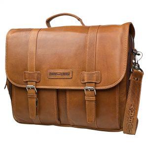 arbejdstaske til herre i læder, hill burry lædertaske, læder arbejdstaske, arbejdstaske, unisex arbejdstaske, computertaske, business taske, hill burry