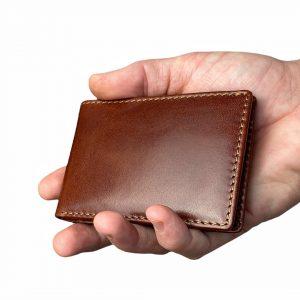 pung til forlommen, læderpung, læder pung, lillepung, pung i læder, herrepung i læder